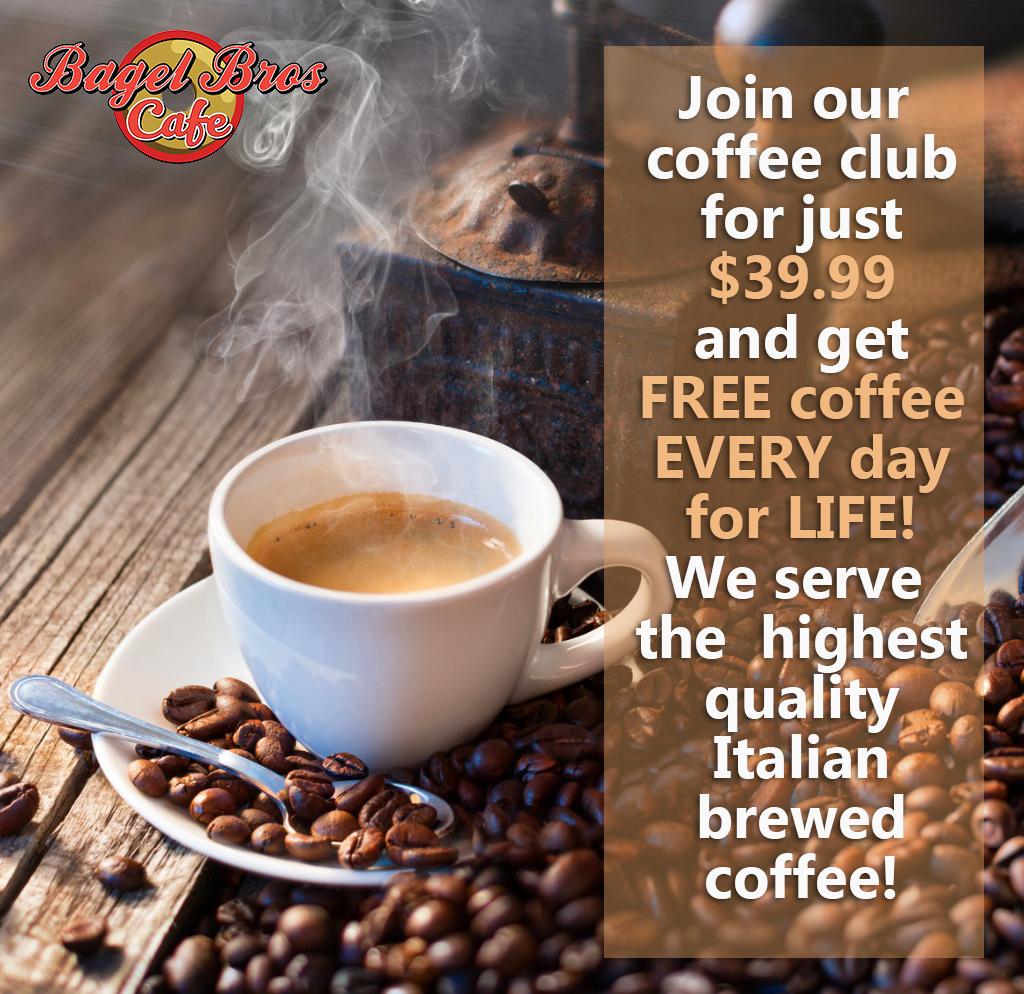 Coffee Club Image